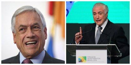 Chile y Brasil firman un Acuerdo de Libre Comercio