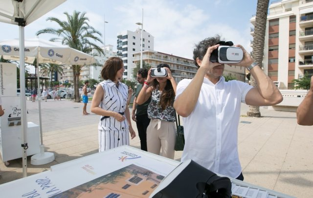 Imagen de archivo de una iniciativa turística