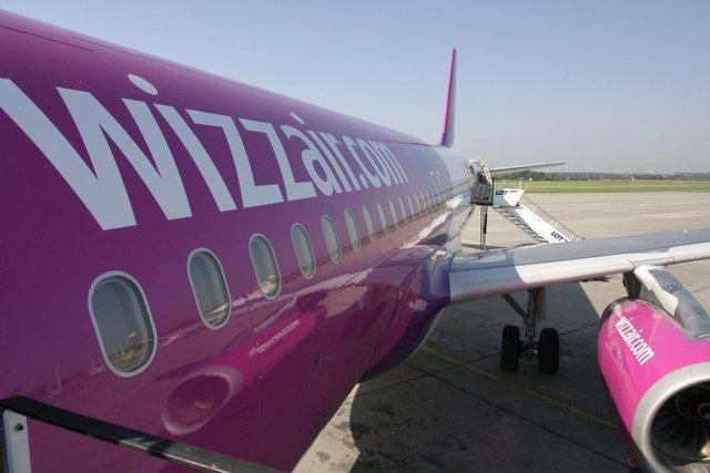Avión de Wizz Air
