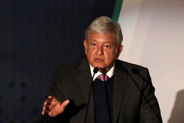 El presidente electo de México, Andrés Manuel López Obrador