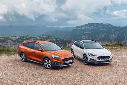 Ford pone a la venta en España los nuevos Focus Active, en versiones de cinco puertas y wagon