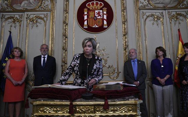 El Govern espanyol destitueix l'advocat de l'Estat que va defensar la rebel·lió en el 'procés'
