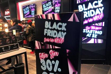 El 50 por ciento de las Pymes de Baleares prevé incrementar sus ventas durante el 'Black Friday', según Ebay