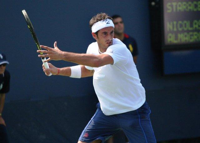 El tenista italiano Potito Starace