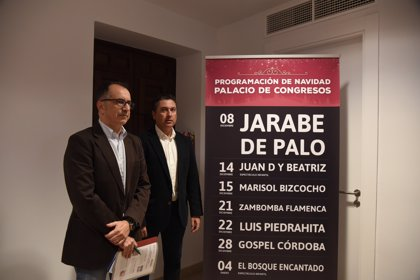 El Palacio de Congresos de Córdoba presenta una programación de Navidad llena de música, humor y espectáculos infantiles
