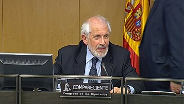Exresponsable de la Dirección de Infraestructuras de Fomento Eduardo Santiago