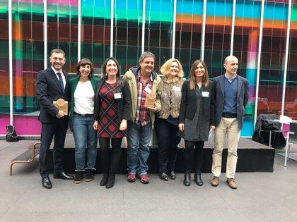 Bilbao Turismo recibe el premio de las Asociación de Agencias Turísticas Receptivas de Euskadi
