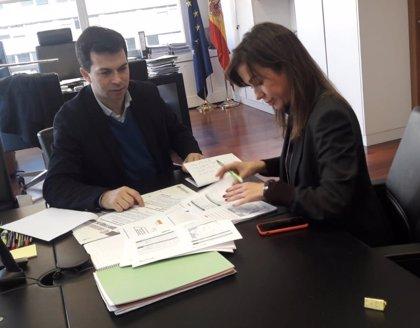 Adif garantiza al PSdeG que no hay riesgo presupuestario para la llegada del AVE a Galicia en 2019