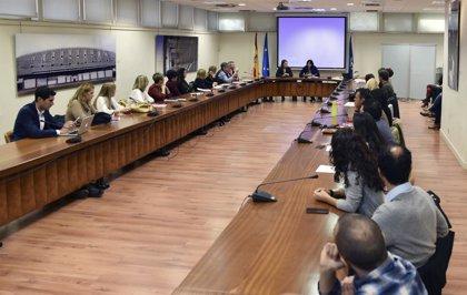 María José Rienda inaugura el 'Curso de Buenas prácticas Coeducativas en la Educación Física'