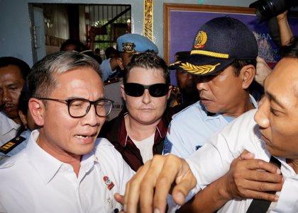 Liberada en Indonesia una australiana parte del grupo de los 'Nueve de Bali' condenados por narcotráfico