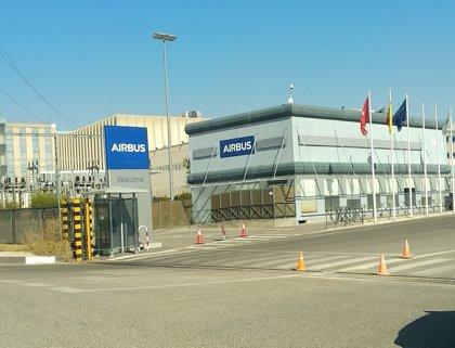 El Pleno apoya a los trabajadores subcontratados de Airbus que están en huelga