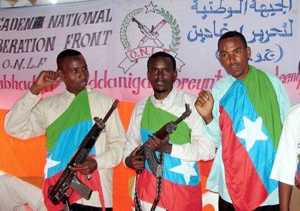 Los miembros del ONLF empiezan a regresar a Etiopía tras la firma del acuerdo de paz