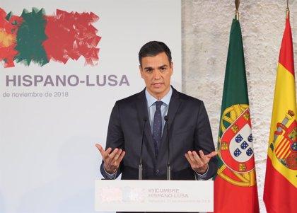 """Sánchez asegura que los informes de UE y OCDE dicen que España """"seguirá liderando el crecimiento y reduciendo el paro"""""""