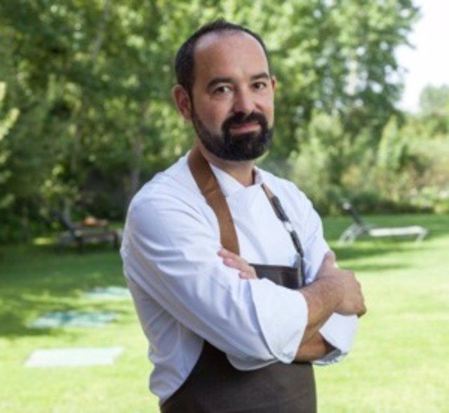 Samuel Moreno, chef de El Molino de Alcuneza