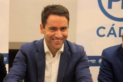 """El PP cree que la destitución de Edmundo Bal """"es una de las cesiones más vergonzantes que ha hecho el Gobierno"""""""
