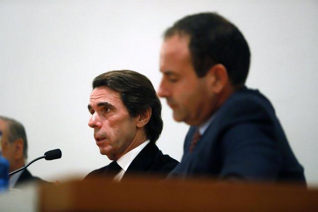 José María Aznar en Málaga