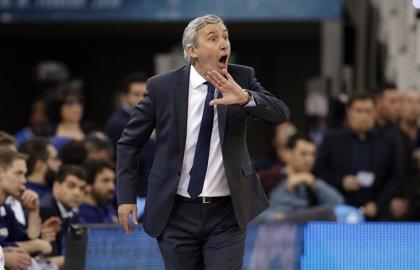 """Pesic: """"Por primera vez en Euroliga no estuvimos bien en el rebote"""""""