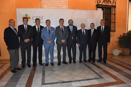 El Alcázar de Sevilla acoge la entrega de los Premios CEU Fernando III centrados en la excelencia