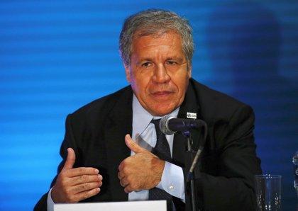Venezuela.- Almagro condena las represiones de las protestas de estudiantes de la Universidad Central de Venezuela
