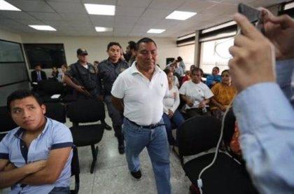 Condenan a un exmilitar en Guatemala por la masacre de 250 personas en Las Dos Erres durante la dictadora de Ríos Montt