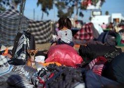 Prop de 5.000 migrants de la caravana es troben a Tijuana, Mèxic (REUTERS)