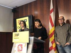 La CUP demanarà a l'Ajuntament de Barcelona que deixi de derivar dones a Pro Vida (EUROPA PRESS)
