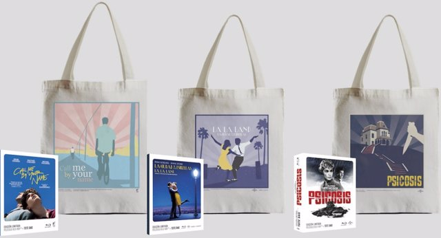 Tote bags Sony Pictures