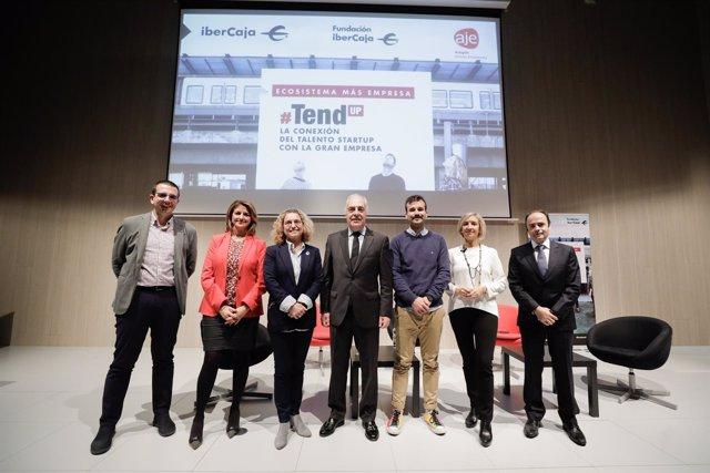 Ponentes de la jornada 'TendUP 2018'.