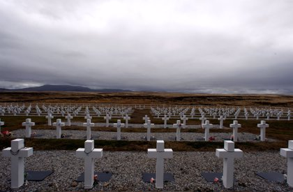 Identifican al soldado argentino número 104 en las Islas Malvinas