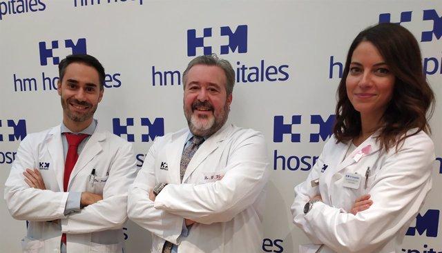 Servicio de Cirugía General y del Aparato Digestivo de HM Rosaleda