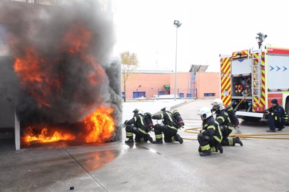 Las muertos en incendios crecieron en la región un 5,2% en 2017, pese a que Madrid registró la tasa más baja