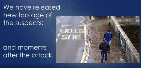 Vídeo de la Policia Metropolitana del Regne Unit sobre el cas Skripal
