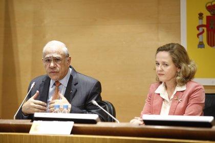 """OCDE dice que un déficit del 2,1% en 2019 no """"descarrilará"""" a España, que seguirá creciendo aunque no haya PGE"""