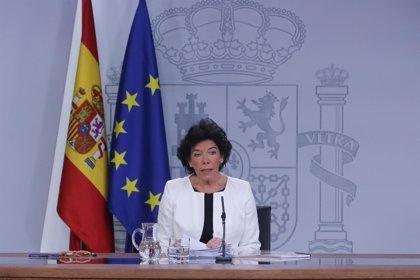"""El Gobierno sigue trabajando en los PGE de 2019 y asegura que hasta abril """"hay tiempo"""" para aprobarlos"""