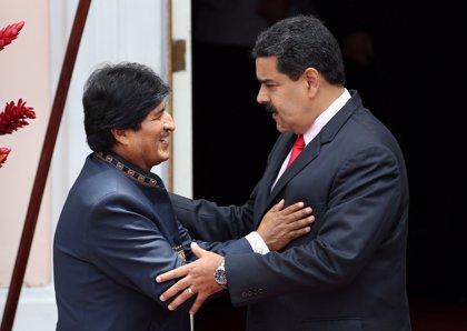 """Evo Morales felicita a Maduro por su cumpleaños: """"Sigue firme como hasta ahora"""""""