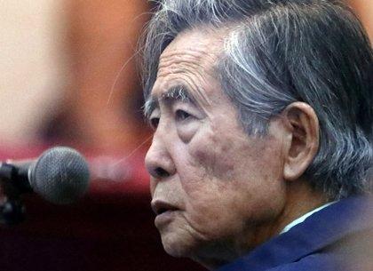 La Justicia peruana rechaza el hábeas corpus a favor de Alberto Fujimori