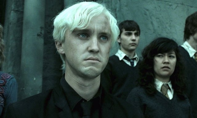 Draco Malfoy en Harry Potter