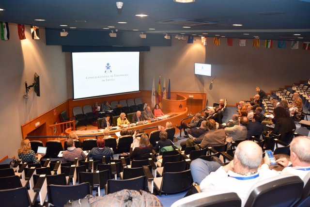 Asamblea General del Consejo General de Enfermería
