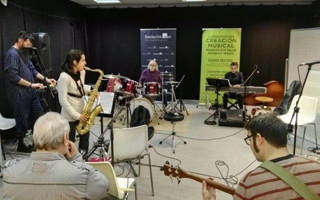 Concierto del II Laboratorio de Creación Musical