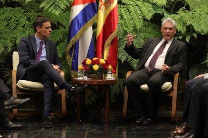 Así está recogiendo la prensa cubana la visita de Pedro Sánchez a la isla