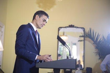 """Sánchez, satisfecho de haber """"roto el hielo"""" con Cuba, espera una visita de los Reyes en 2019"""
