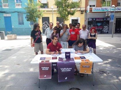 Vicálvaro celebrará el 24 de noviembre una consulta republicana organizada por una plataforma ciudadana