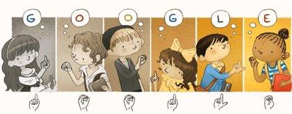 Google homenajea en Iberoamérica a Charles Michèle de l'Epée, conocido como 'el padre de los sordos'