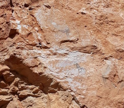Jaraba sorprende a más de 2.500 visitantes este año con sus senderos, naturaleza y pinturas rupestres
