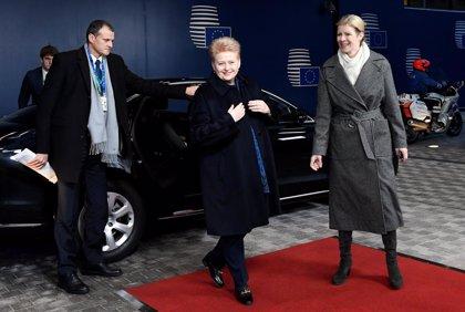 """La presidenta de Lituania, sobre la solución para Gibraltar: """"Usamos un truco, prometimos prometer"""""""