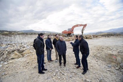 La Diputación y el Ayuntamiento de Macael (Almería) construirán el Parque de las Familias con 335.000 euros de inversión