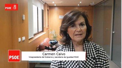 """Calvo lanza un vídeo contra la violencia de género: """"No es compatible la democracia con la inseguridad de las mujeres"""""""