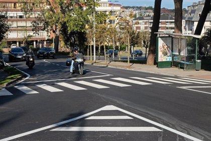 La Avenida de los Infantes estrena firme tras finalizar las obras de asfaltado
