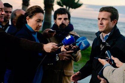 """Casado acusa al Gobierno de """"capitular de su responsabilidad"""" sobre Gibraltar con un """"fracaso histórico"""""""