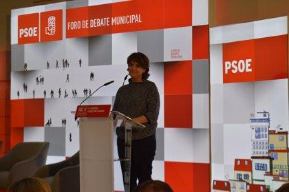 """Delgado dice que el PP lleva en el ADN la """"corrupción"""" y está en """"descomposición"""", lo que se """"refleja"""" en el parlamento"""
